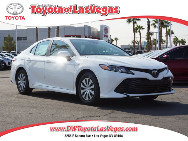 2020 Toyota Camry Hybrid LE Hybrid LE CVT Gas/Electric I-4 2.5 L/152 [8]