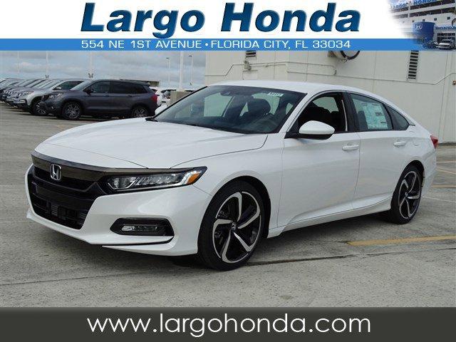 New 2020 Honda Accord Sedan in Florida City, FL