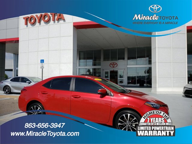 Used 2018 Toyota Corolla in Haines City, FL