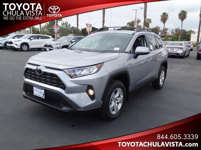 New 2020 Toyota RAV4 in Chula Vista, CA