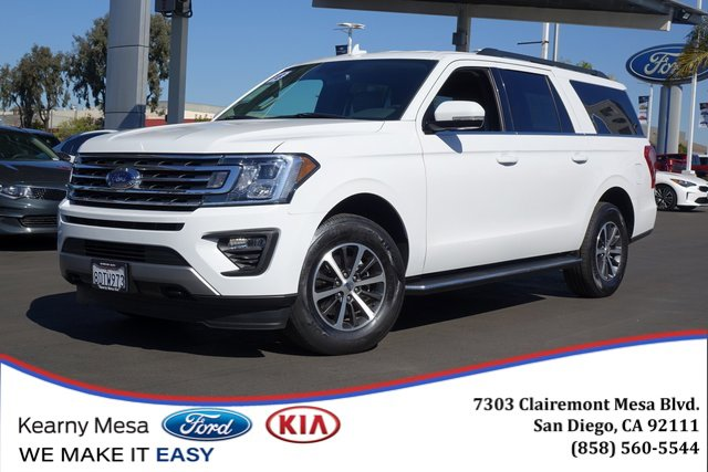 Used 2018 Ford Expedition Max in San Diego, CA
