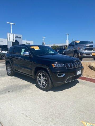 Used 2019 Jeep Grand Cherokee in Chula Vista, CA