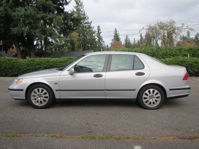 Used 2002 Saab 9-5 4dr Sdn Linear 2.3t
