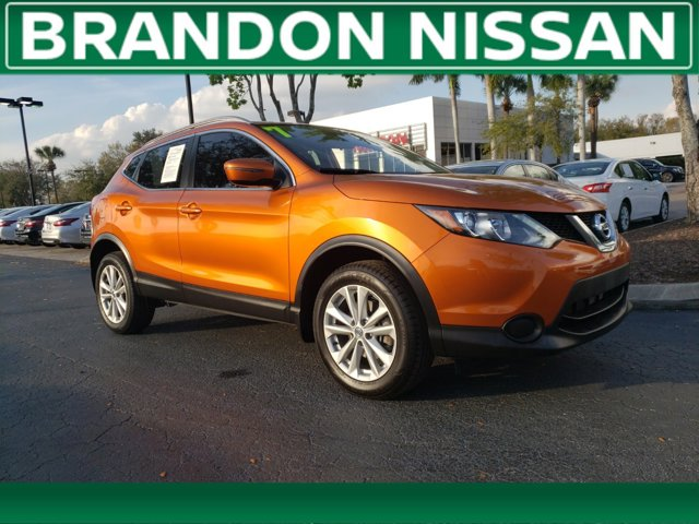 Used 2017 Nissan Rogue Sport in Tampa, FL