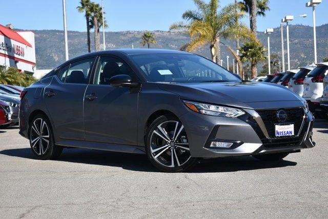 New 2020 Nissan Sentra in Goleta, CA