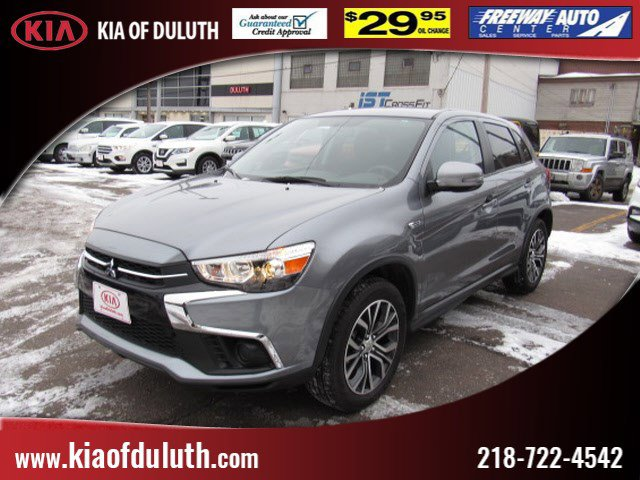 Used 2019 Mitsubishi Outlander Sport in Duluth, MN