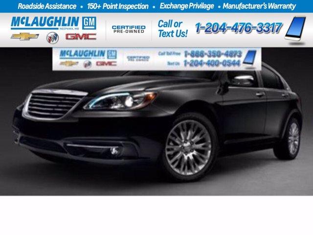 2012 Chrysler 200 Touring 4dr Sdn Touring Gas I4 2.4L/144 [10]