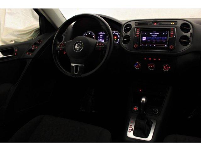 2017 Volkswagen Tiguan SE 4Motion photo