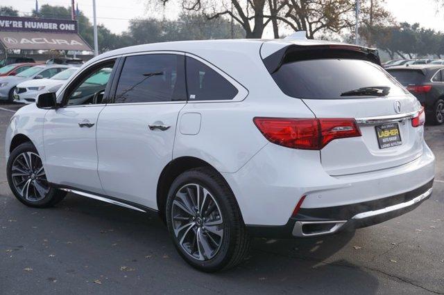 New 2020 Acura MDX FWD 7-Passenger w-Technology Pkg
