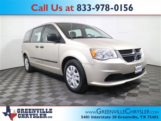 Used 2014 Dodge Grand Caravan in Greenville, TX