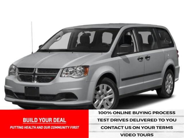 2020 Dodge Grand Caravan * PREMIUM PLUS * POWER LIFTGATE * NAV * Premium Plus 2WD Regular Unleaded V-6 3.6 L/220 [1]