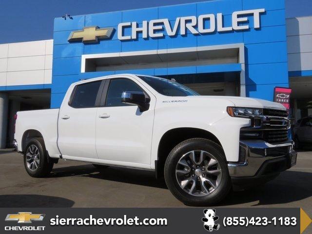 2020 Chevrolet Silverado 1500 LT 2WD Crew Cab 147″ LT Gas V8 5.3L/325 [8]