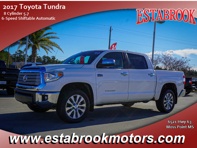 Used 2017 Toyota Tundra in , MS