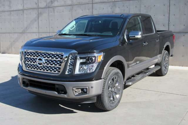 New 2018 Nissan Titan in St. George, UT