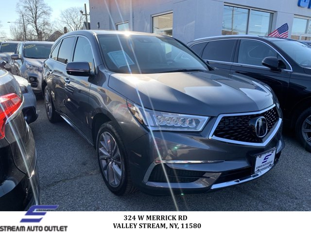 Used 2017 Acura MDX in Valley Stream, NY