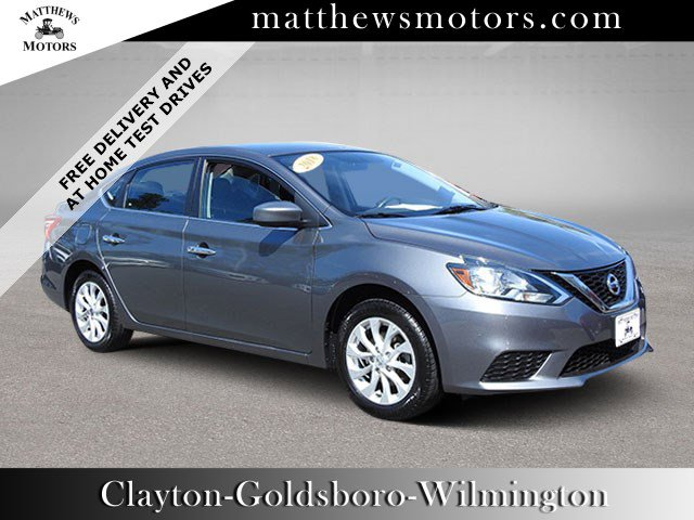 Used 2018 Nissan Sentra in Wilmington, NC