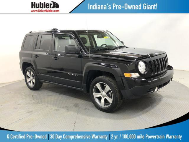 Used 2017 Jeep Patriot in Indianapolis, IN