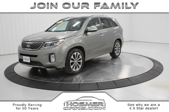 Used 2015 KIA Sorento in Mason City, IA