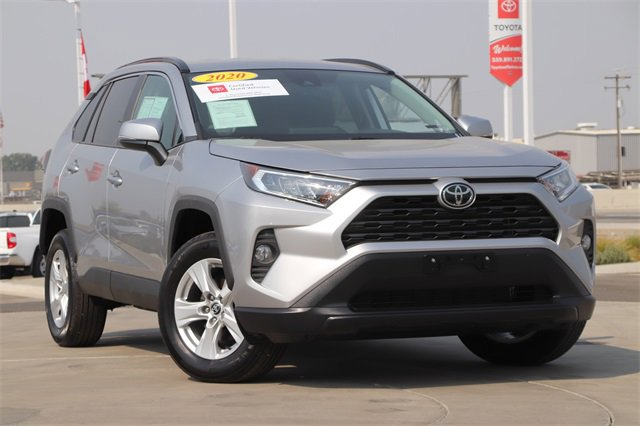 2020 Toyota RAV4 XLE XLE AWD Regular Unleaded I-4 2.5 L/152 [2]