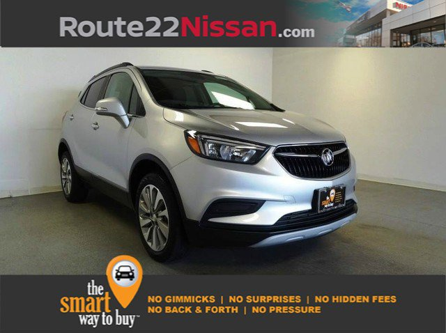 2017 Buick Encore Preferred AWD 4dr Preferred Turbocharged I4 1.4/83 [3]