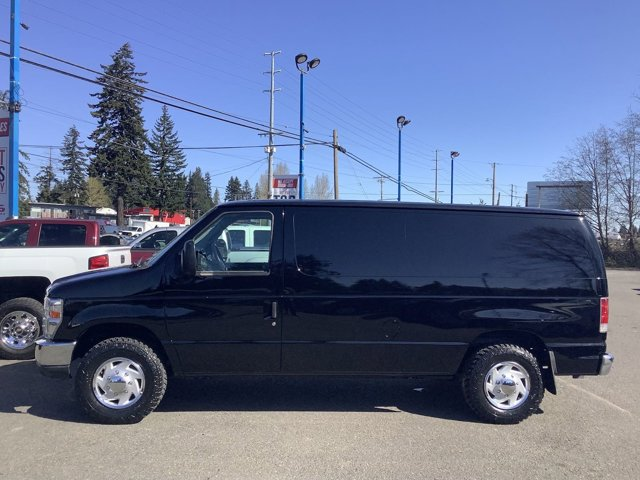 Used 2014 Ford Econoline Cargo Van E-150 Commercial