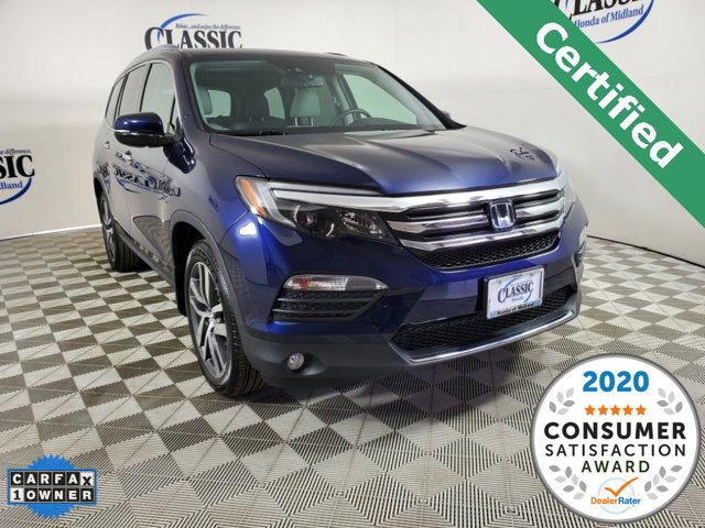 Used 2017 Honda Pilot in Midland, TX