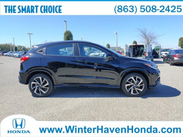 New 2019 Honda HR-V in Winter Haven, FL