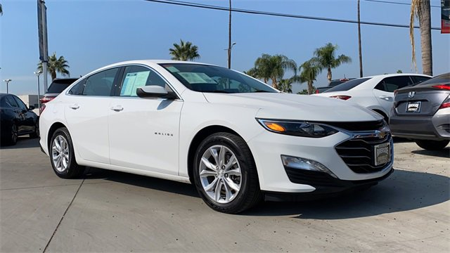 2020 Chevrolet Malibu LT 4dr Sdn LT Turbocharged Gas I4 1.5L/91 [0]