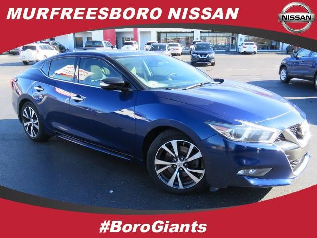 Used 2016 Nissan Maxima in Murfreesboro, TN