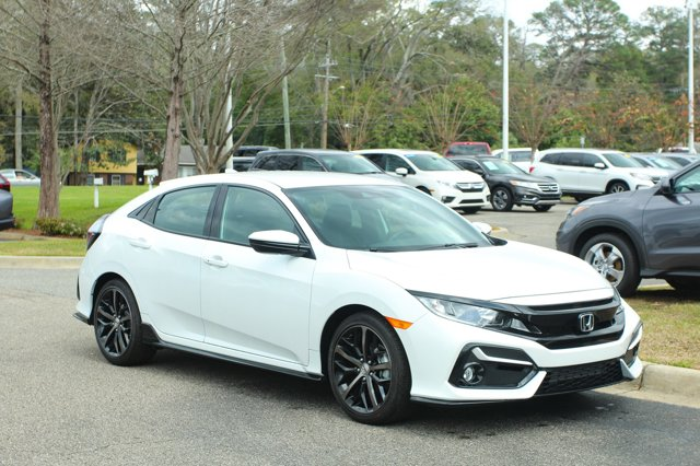 New 2020 Honda Civic Hatchback in Tallahassee, FL