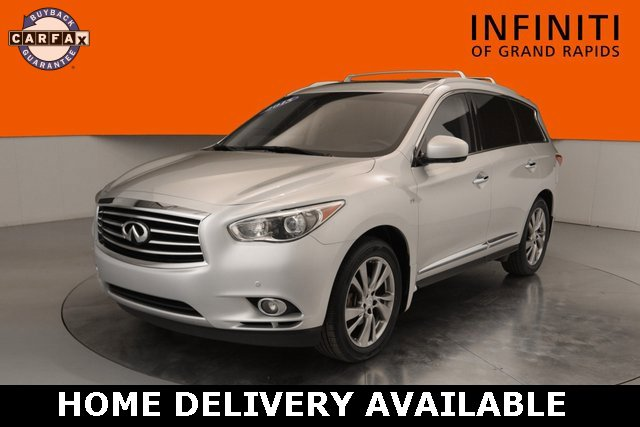 2015 INFINITI QX60 DELUXE TOURING AWD 4dr Premium Unleaded V-6 3.5 L/213 [4]