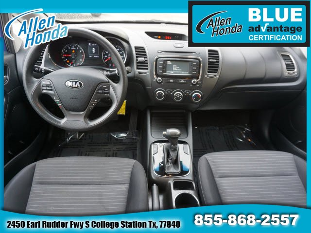 Used 2017 KIA Forte in College Station, TX
