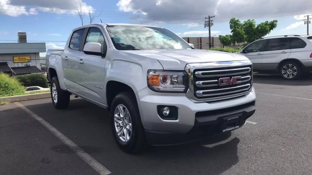 2020 GMC Canyon 2WD SLE