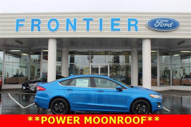 New 2019 Ford Fusion in Anacortes, WA