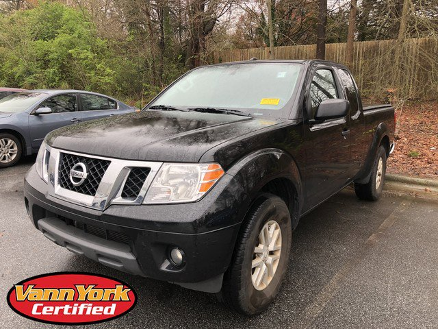 Used 2018 Nissan Frontier in High Point, NC