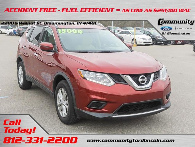 Used 2016 Nissan Rogue in Bloomington, IN