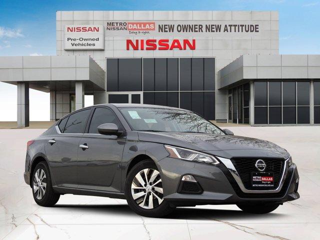 2020 Nissan Altima 2.5 S 2.5 S Sedan Regular Unleaded I-4 2.5 L/152 [14]