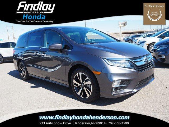 New 2020 Honda Odyssey in Las Vegas, NV