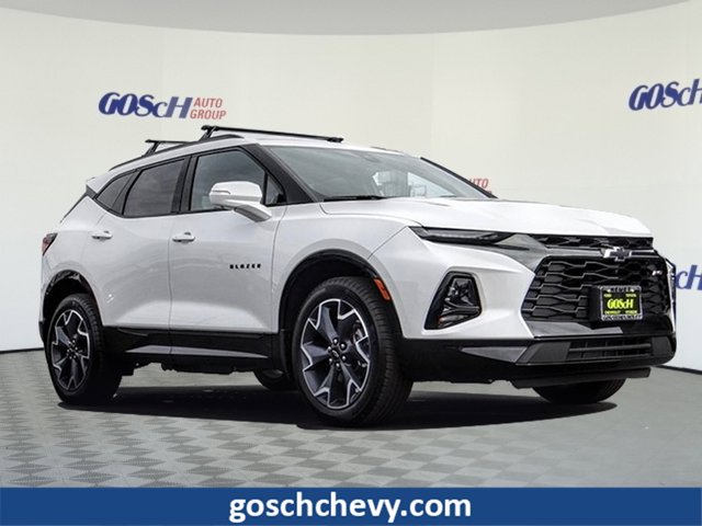 New 2020 Chevrolet Blazer in Hemet, CA