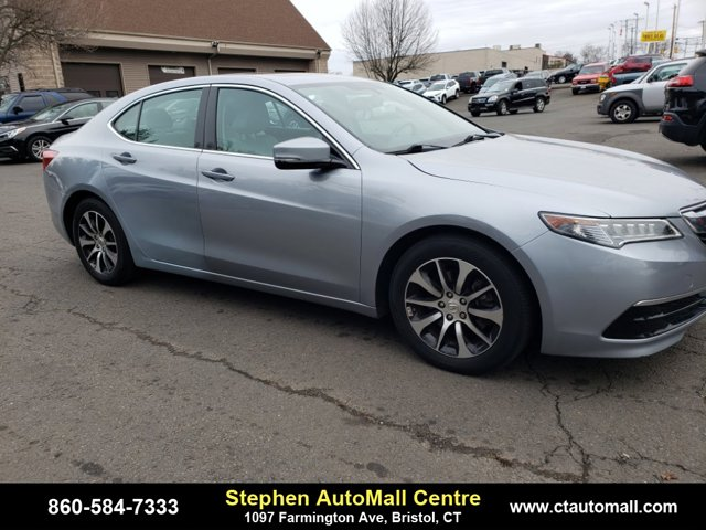 Used 2016 Acura TLX in Bristol, CT