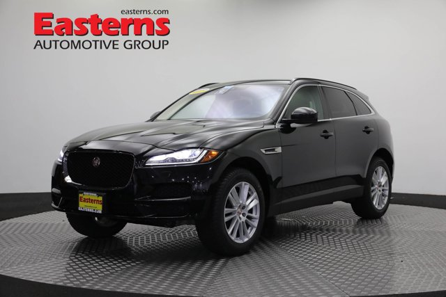 2017 Jaguar F-PACE for sale 125534 0
