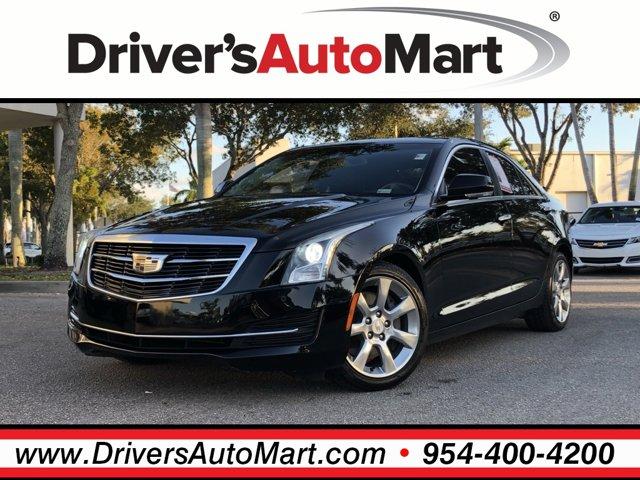 2015 Cadillac ATS 2.5L Luxury photo