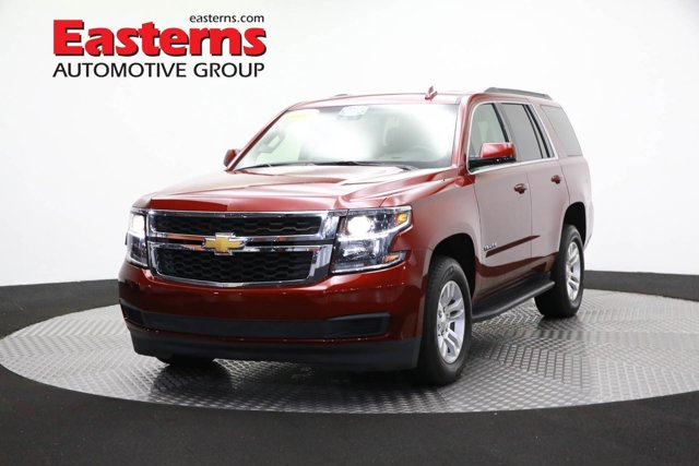 2018 Chevrolet Tahoe for sale 124401 0