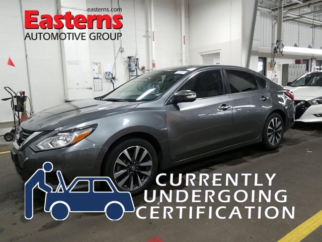 2016 Nissan Altima SV Convenience 4dr Car