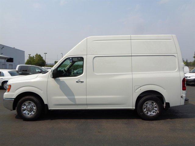 New 2018 Nissan NV Cargo NV3500 HD High Roof V8 SL