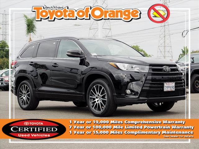 2017 Toyota Highlander SE SE V6 FWD Regular Unleaded V-6 3.5 L/211 [22]