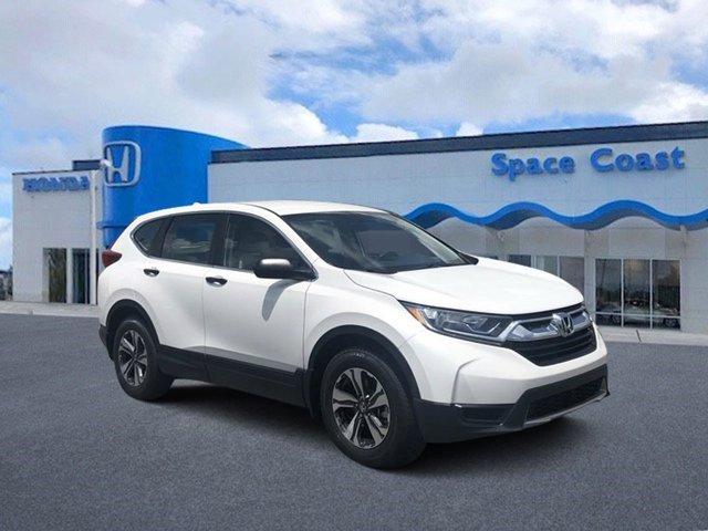 New 2019 Honda CR-V in Cocoa, FL