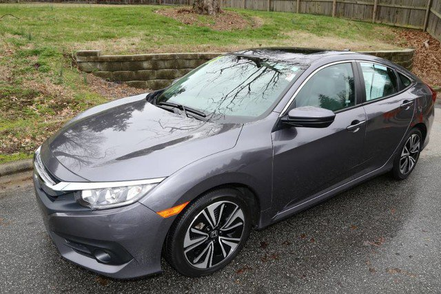 Used 2017 Honda Civic Sedan in High Point, NC