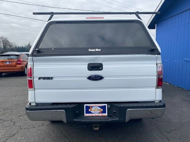 Used 2013 Ford F-150 FX2 4x2 4dr SuperCab Styleside 6.5 ft. SB