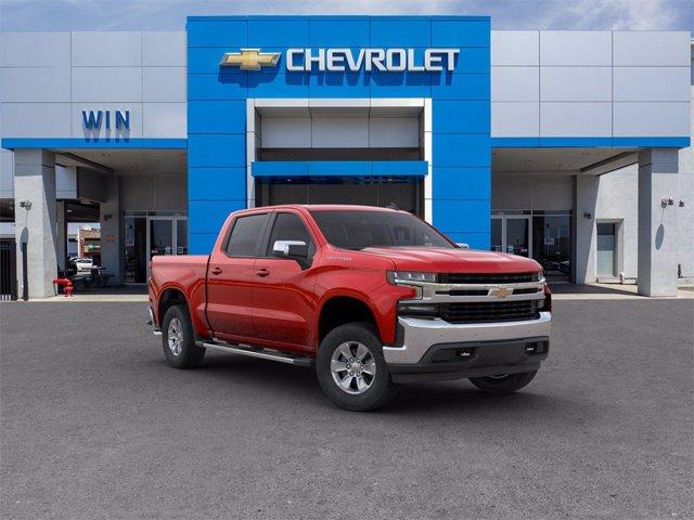 2020 Chevrolet Silverado 1500 LT 2WD Crew Cab 147″ LT Gas V8 5.3L/325 [19]